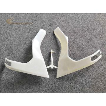 Specular surface parts Injection molding
