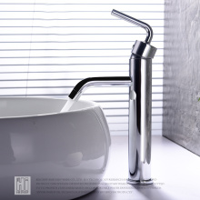 China for Bathroom Basin Faucet HIDEEP Full Copper Above Counter Basin Faucet export to United States Exporter