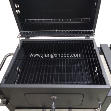 Barbecue Grill and Smoker