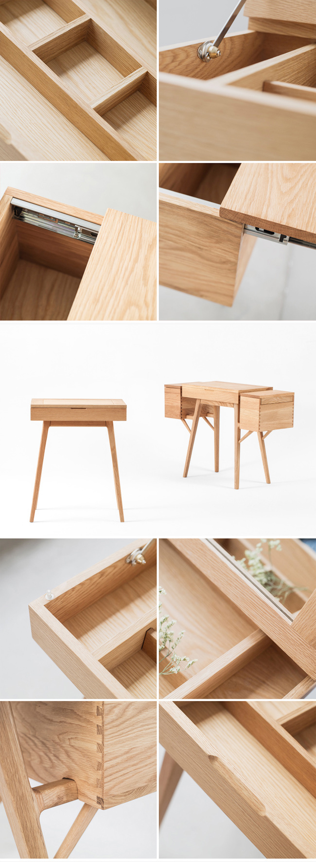 Walnut-Wooden-Storage-Dressing-Stand-Table-Wooden-Furniture(6)