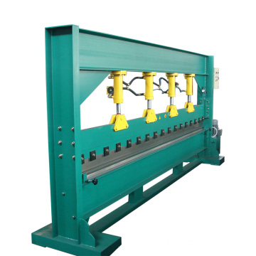 HT 6 meters hydraulic plate shearing machine