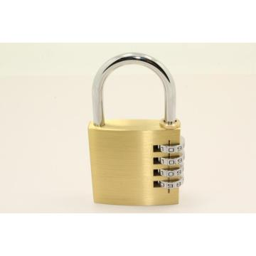 Hot sale for Brass Combination Padlocks Nice Solid Brass Combination Lock supply to Cyprus Suppliers