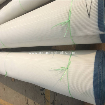 Polyester spiral fabric for corrugated paper