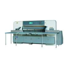 Innovo Digital display double worm wheel double guide paper cutting machine