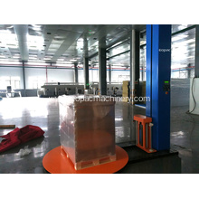 Most Popular Power Prestretch Pallet Wrapping Machine