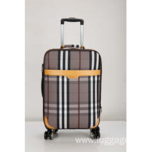Multifunctional Soft Trolley luggage