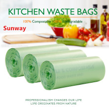 Custom Compostable Garbage Bags