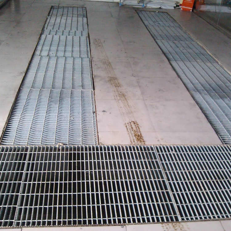 Steel Grating Deck