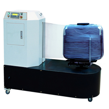 New condition Stretch Film Luggage Packing Machine