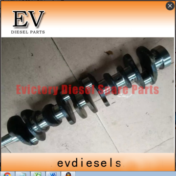 6D14T cylinder head block crankshaft connecting rod