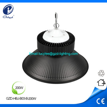 200W high power aluminum led high bay fixture