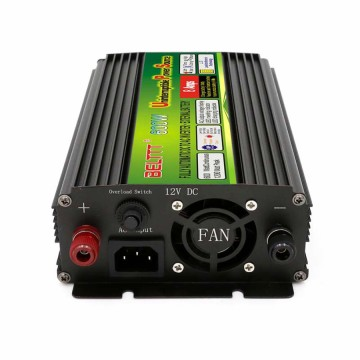 Black-Appearance practical portable UPS inverter 600 Watt