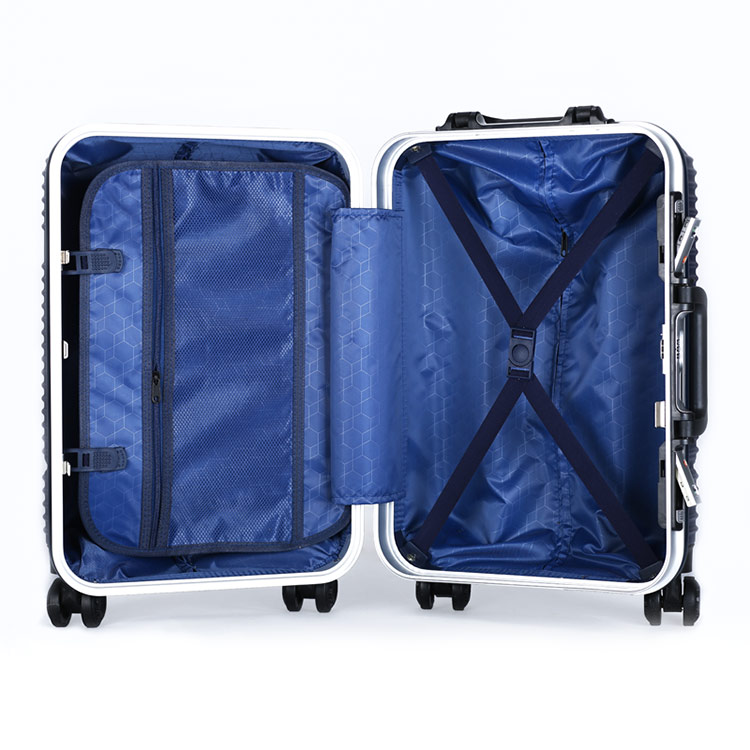 3 pieces PC+ABS trolley suitcase set for travel 14