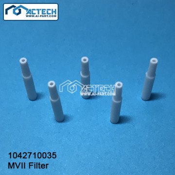 Nozzle filter for MVII Panasert machine