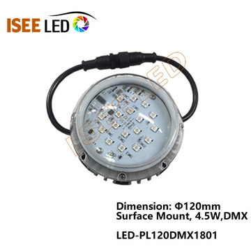 120mm Addressable RGB DMX Led Pixel Light