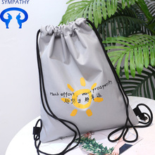 20 Years manufacturer for Durability Nylon Bag Customize the sports fashion to pull shoulder bags supply to Italy Factory