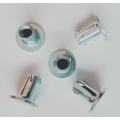 White Zinc Plating Propeller Nuts