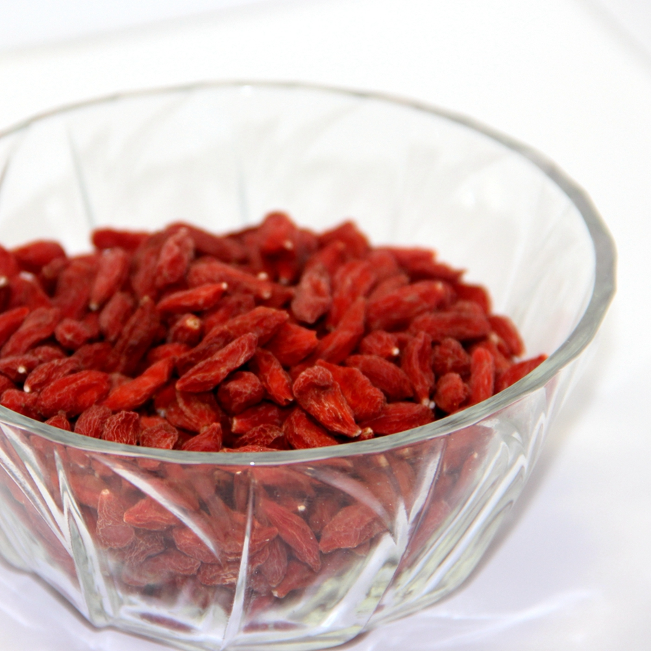 Size 350 Low Pesticide Dried Goji