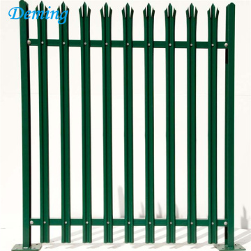 palisade fencing at builders warehouse