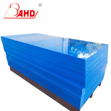 Blue Color HDPE High Density Polyethylene Sheet Sheets
