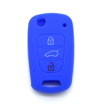 New product silicone Kia key fob cover caps