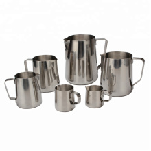 Milk Cup Frothing Pitchers Durable Milk Frother Jug