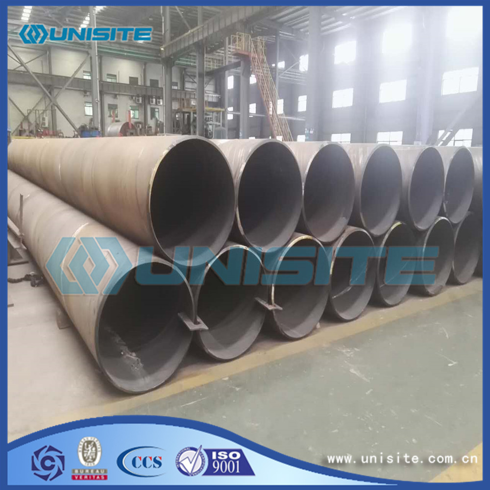 Custome Steel Straight Cutting Pipe