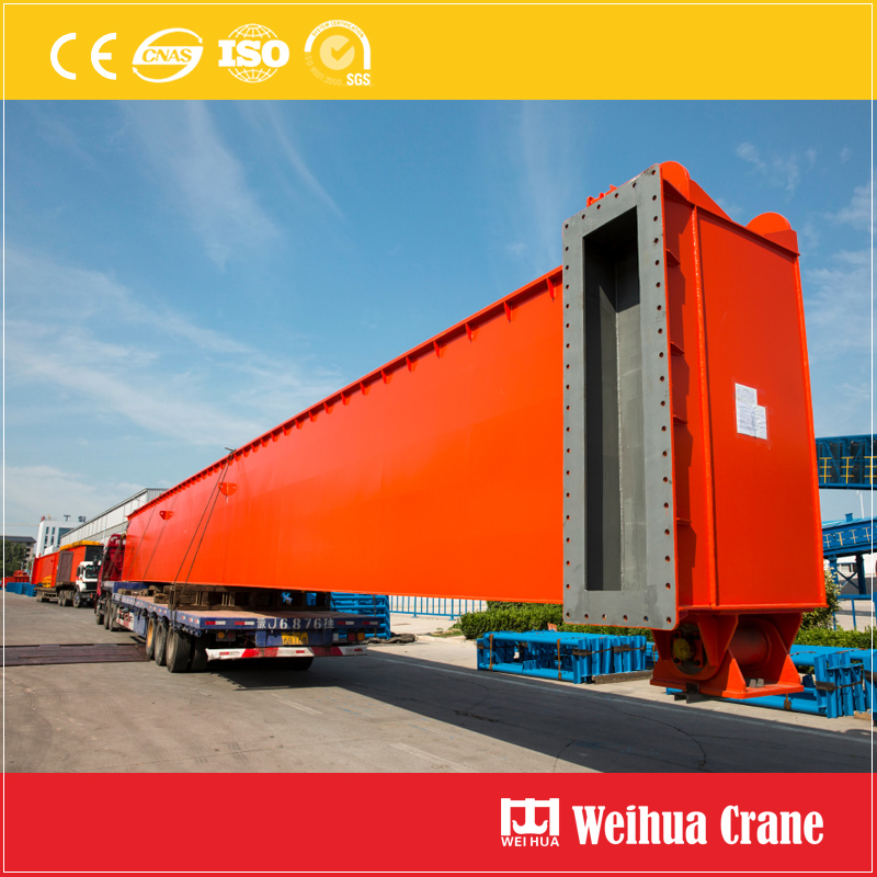 Crane Girder On Truck