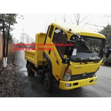 High Quality for Mining Heavy Dump Truck Light Duty Trucks SINOTRUK HOWO 5 Tons supply to Bangladesh Factories