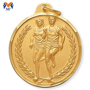 Renewable Design for Running Medal,Custom Running Medals,Running Race Medals Manufacturers and Suppliers in China Material Environmental protection custom medal maker export to Monaco Suppliers
