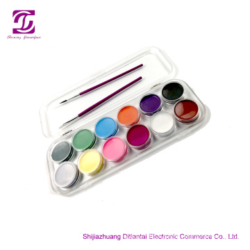 Make Up Face Body Paints Kits Kids Palette