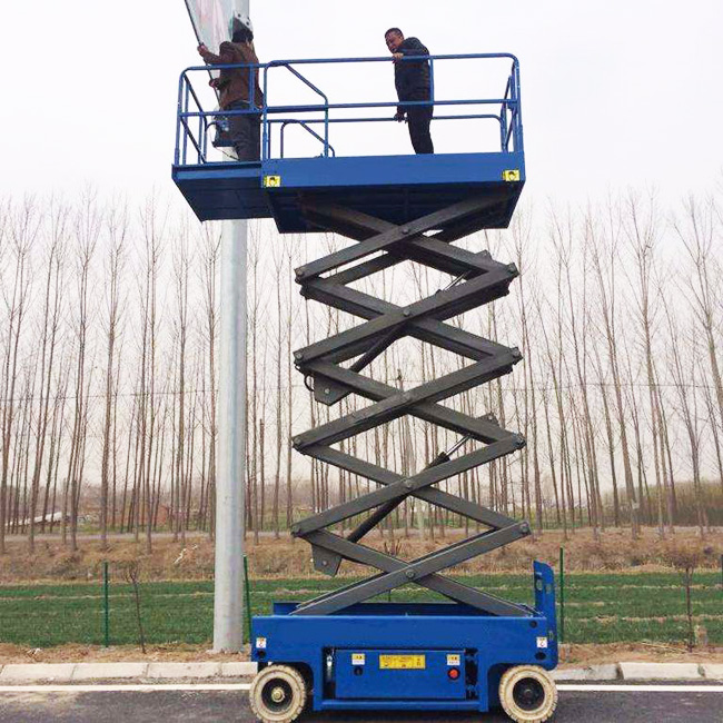 self propelled lifts