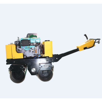 Two Drum Vibratory Road Roller Price
