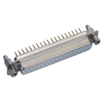 D-SUB Female Four Row Crimp Type(stamped Pin)