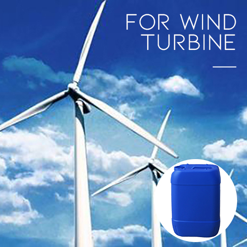 Dielectric Coating for Wind Turbines