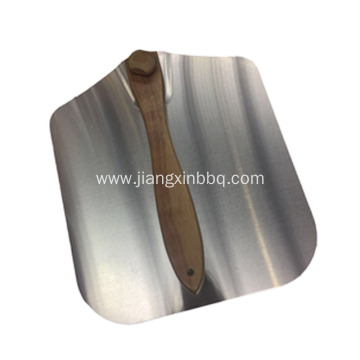 Aluminum Pizza Peel with Foldable Wood Handle