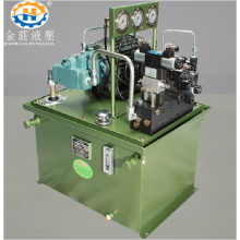 Variable Piston Pumping Station