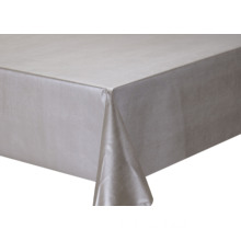 Solid Embossed Fabric Tablecloth Ply Table Covers