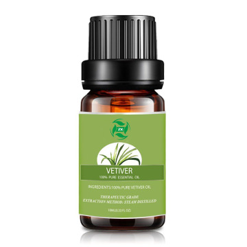 Bulk essential oil price vetiver oil for message
