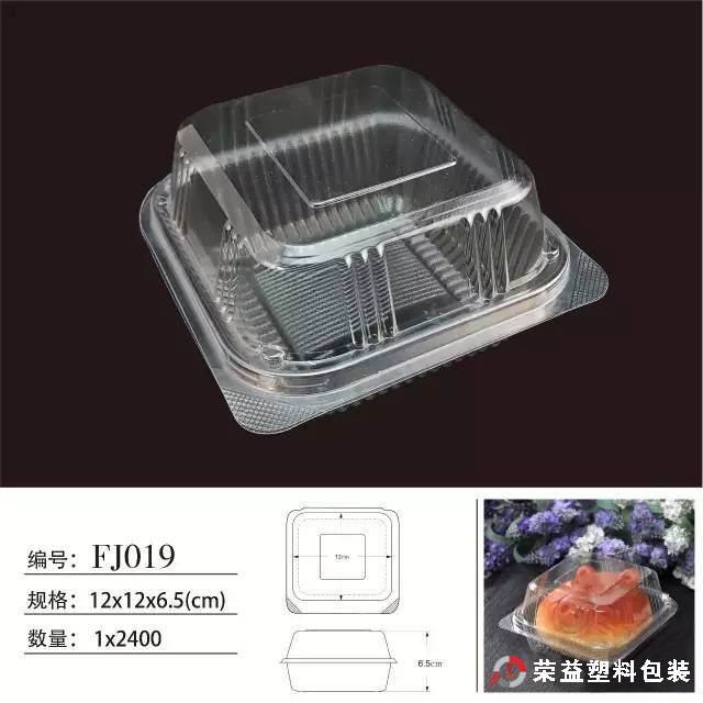 plastic clear box