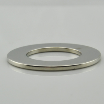Rare earth ring strong permanent speaker magnet