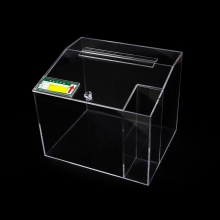 acrylic candy food storage box  transparent custom
