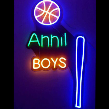 SPORT LED NEON LIGHT SIGNS