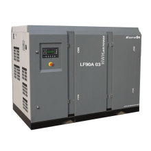 90kw LF series low pressure screw air compressor