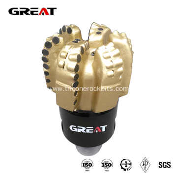 Competitive price oil well drilling PDC bits
