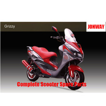 Jonway Grizzy Complete Scooter Spare Parts Original Spare Parts