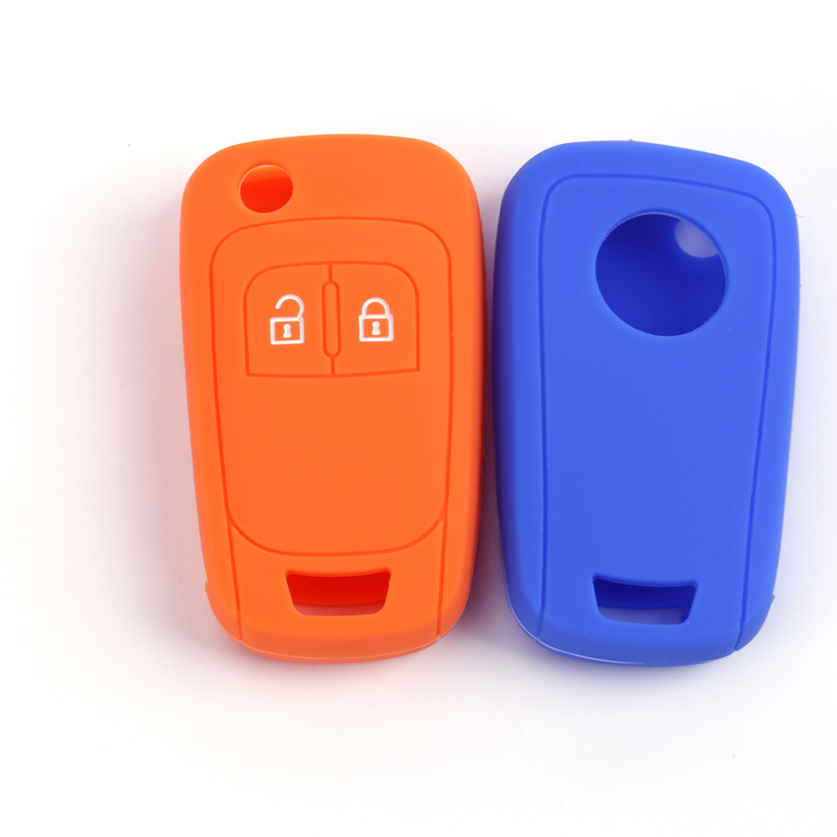 Opel silicone key set