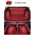 Luxury Leather 5D Cargo Liners Trunk Mats All-Covered