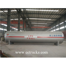 PriceList for for LPG Storage Tank 40-50 TON Horizontal Propane Storage Tanks export to China Macau Suppliers