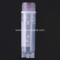 2 ML PP Cryo Vials Medical Use